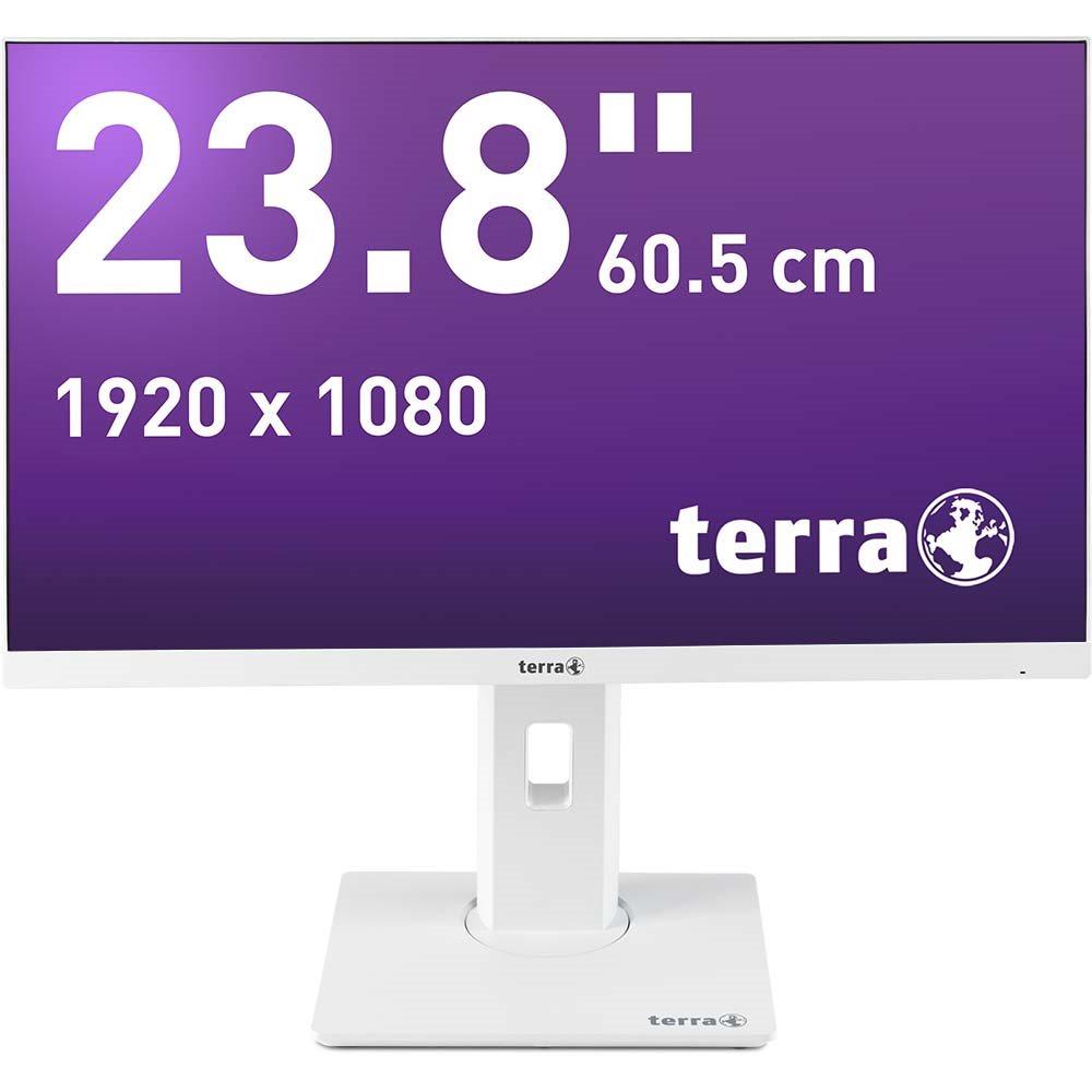TERRA LED 2463W PV white DP/HDMI GREENLINE PLUS